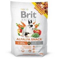 Brit Alfalfa Snack 100 g