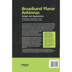 Broadband Planar Antennas als Buch von Chen
