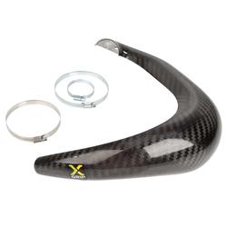 X-Grip Krümmerschutz Carbon Beta RR 200 2T, 19-