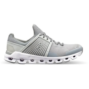 ON Laufschuhe/Sneaker Damen Cloudswift Glacier/White