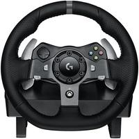 Logitech G920 Driving Force Lenkrad für Xbox One / PC (UK Version)