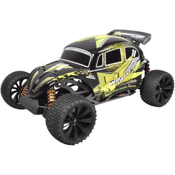 FG Modellsport Monster Buggy RTR 1:6 RC Modellauto Benzin Buggy Allradantrieb (4WD) RtR 2,4GHz inkl.