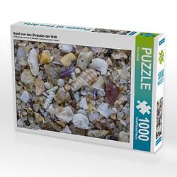 Sand von den Stränden der Welt Lege-Größe 64 x 48 cm Foto-Puzzle Bild von Silvia Becker Puzzle