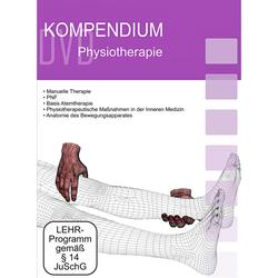 Kompendium Physiotherapie, 2 DVD - DVD, Filme