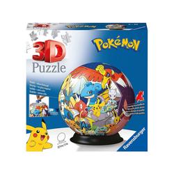 Ravensburger Puzzle Puzzle Pokémon, 72 Teile, Puzzleteile