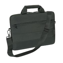 PEDEA Ultrabook / Notebook Tasche schwarz für 13,3 Zoll (33,8cm) mit Zubehörfach
