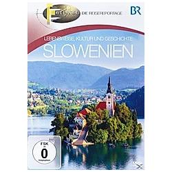 Br-fernweh: Slowenien - DVD  Filme