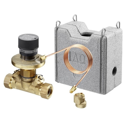 Oventrop Differenzdruckregler Hycocon DTZ PN 16, 50-300 mbar DN 32, 1 1/2