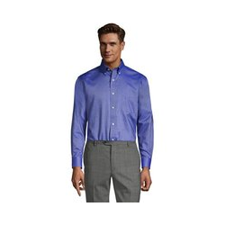 CLASSIC FIT. Buttondown-Kragen. Oxfordhemd - 42 34 - French Blue