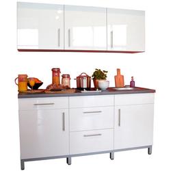 Menke Küchen Küchenzeile Rack-Time I 180, mit E-Geräten