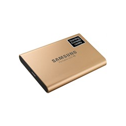 Portable SSD T5 - 1TB - gold