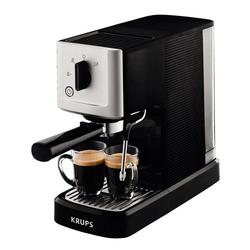 Krups Espressomaschine XP3440 Calvi Espressomaschine schwarz
