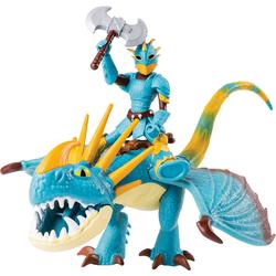 Spin Master Actionfigur Dragons Dragon & Viking Astrid/Sturmpfeil