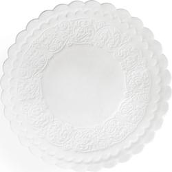 Duni Glasuntersetzer 9cm, 8lg weiß - 20x500 Stück