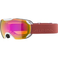 Alpina Pheos S Q-lite white-coral, - Pink Sphärisches Brillenglas