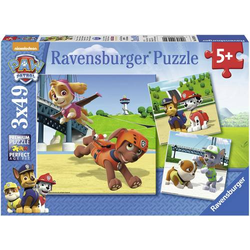 Ravensburger Puzzle - Team auf 4Pfoten