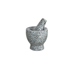 Cilio Mörser Mörser Granit EROS, (2, 2-tlg)
