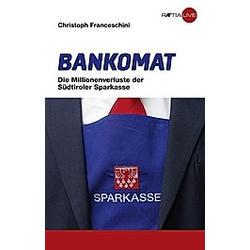 Bankomat. Christoph Franceschini  - Buch