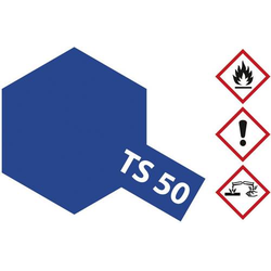 Tamiya Acrylfarbe Mica-Blau TS-50 Spraydose 100ml