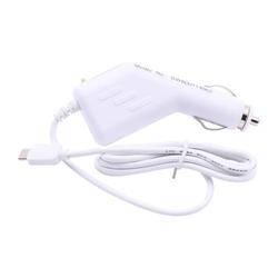 vhbw 12V KFZ Ladegerät Ladekabel USB-C weiß passend für Samsung Galaxy Note7, Note7 (USA), Note8, Note FE