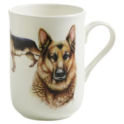 Kaffeebecher Schäferhund Hund