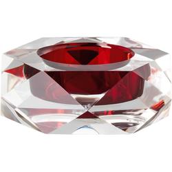 Rosenthal Kerzenhalter Stella (1 Stück) rot