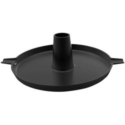 Tepro Grillguthalter, Gusseisen, für das Rost-in-Rost-System schwarz Zubehör Grills Garten Balkon Grillguthalter