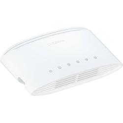 D-Link Switch DGS-1005D 5-Port Gigabit Switch bunt