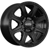 Dotz Kalahari black 8,0x18 6x114,3 ET30 MB66,1