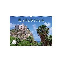 Kalabrien (Wandkalender 2021 DIN A3 quer)
