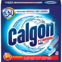 Calgon Powerball Wasserenthärter 3in1 15 St.