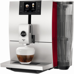 JURA ENA 8 Sunset Red (15255) + 2 Pakete Jura Kaffee GRATIS!