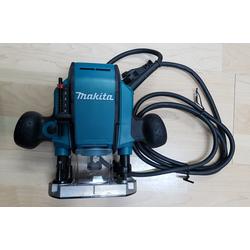 Makita RP0900K Oberfräse 900 W inkl. Koffer