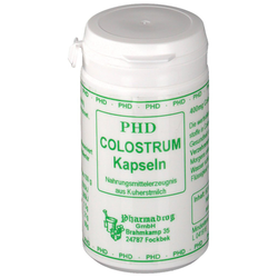 PHD Colostrum Kapseln 400 mg