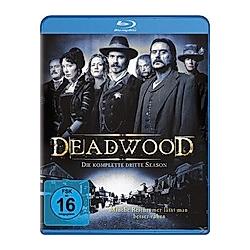 Deadwood - Season 3 - DVD  Filme