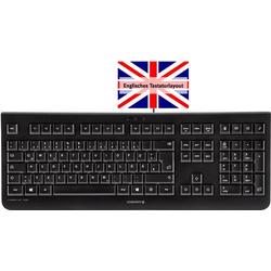 Cherry Tastatur KC 1000 Schwarz Englisch, QWERTY