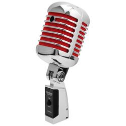 Pronomic DM-66R Elvis Dynamisches Mikrofon rot