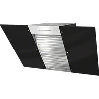 Miele DA 6096 W Black Wing Kopffreihaube 90cm