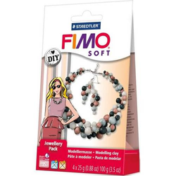 Modelliermasse Fimo soft DIY Jewellery Pack Coral 4x 25g