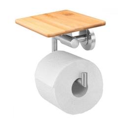 bremermann Toilettenpapierhalter Bad Serie PIAZZA BAMBUS Bambus