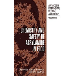 Chemistry and Safety of Acrylamide in Food - Buch