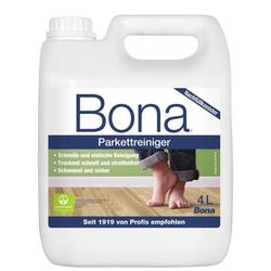 Bona Reiniger 4 Liter für Parkett- und Holzboden (NF-Kanister f. Spray Mopp)