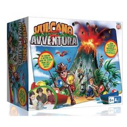 IMC Toys Volcano Escape Brettspiel