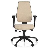 HJH Office Pro-Tec 500 dunkelgrau / beige