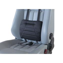 Sitwell Comfort Air Auto-Rückenkissen, Stoff schwarz