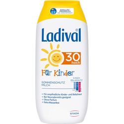 LADIVAL Kinder Sonnenmilch LSF 30 200 ml