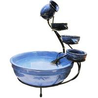 UBBINK Kaskadenbrunnen Acqua Arte blau