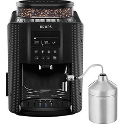 KRUPS Kaffeevollautomat EA8160 schwarz