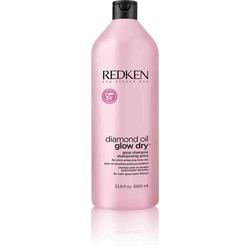 Redken Shampoo Diamond Oil Glow Dry Gloss Shampoo