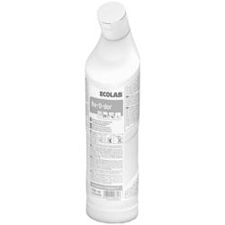 ECOLAB Ne-O-dor Geruchsbinder, Biologischer Geruchsbinder für Bodenabflüsse, 750 ml - Flasche (1 Karton = 6 Flaschen)